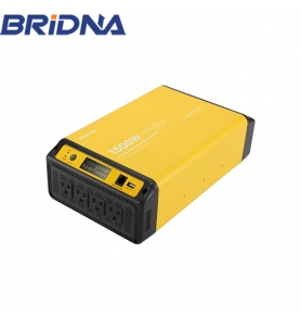 China 1500w 12v 24v dc to ac 110v 220v 1500 watt true pure sine wave solar ups charger power inverter factory