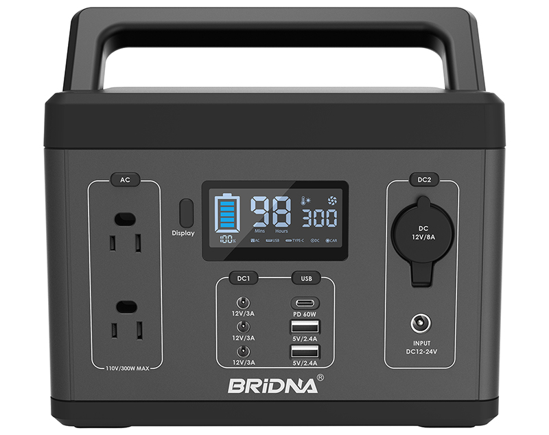 BRIDNA 300-2 Portable Power Station