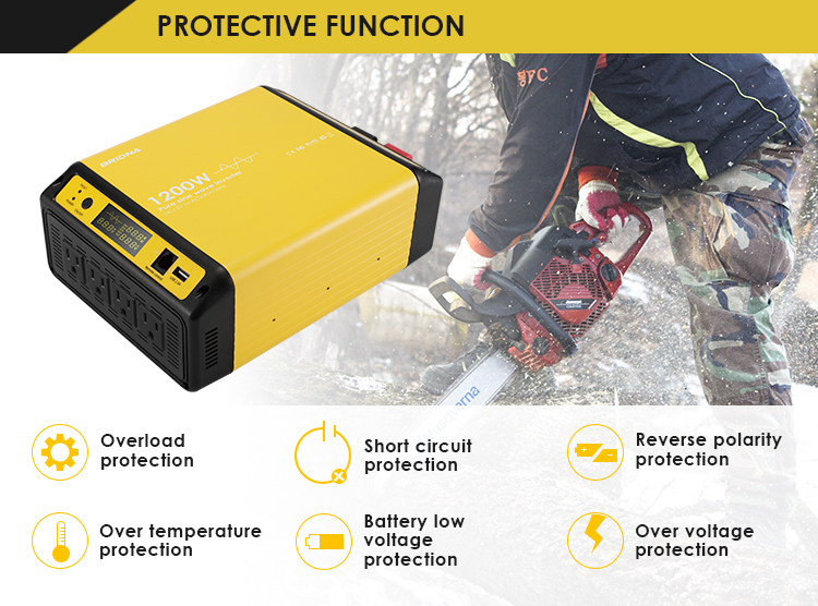 1200w power inverters china supplier