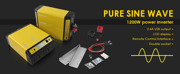 1200w pure sine wave inverter china factory