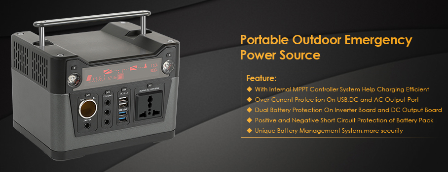 portable solar generator china manufacturer