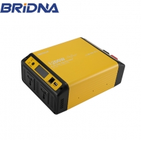 China 1200w 12v 24v dc to 110v 220v ac 1200 watt pure sine wave power inverter factory