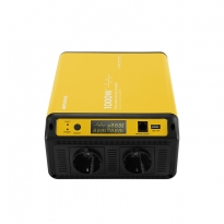 1kw 12 v 24 v 36 v 48 v dc ke ac 230 v 1 kw dari grid gelombang sinus murni solar charger, Up power inverter