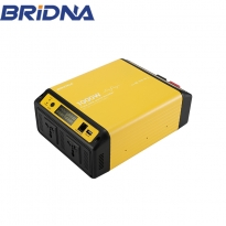 China Intelligent 1000w dc 12v 24v 36v 48v to ac 220v off grid 1000 watt pure sine wave power inverter factory